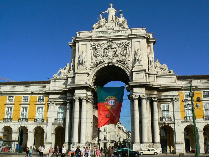 . Praca Do Comercio Lisabona