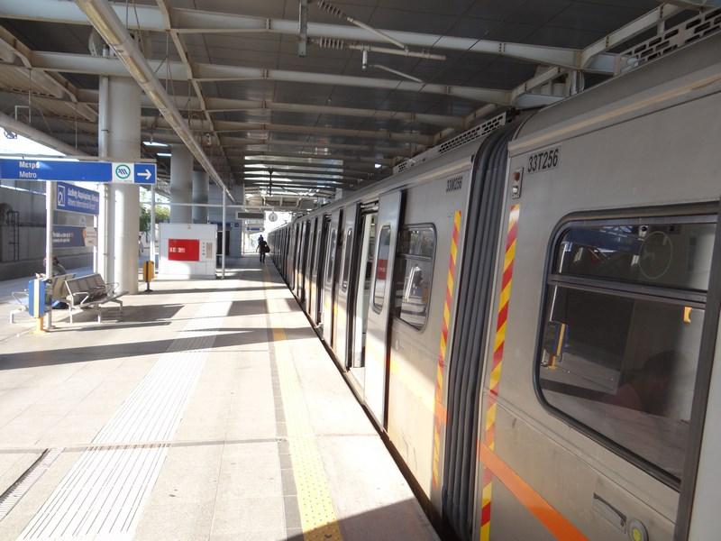 Metrou Aeroport Atena