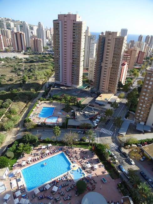 Panorama Hotel Marconfort Suites Benidorm