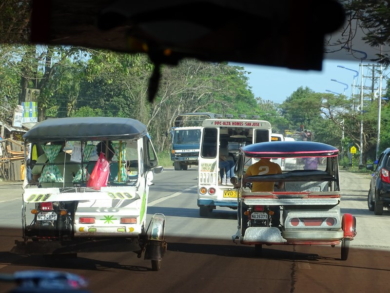 Traffic Jam Puerto Princesa