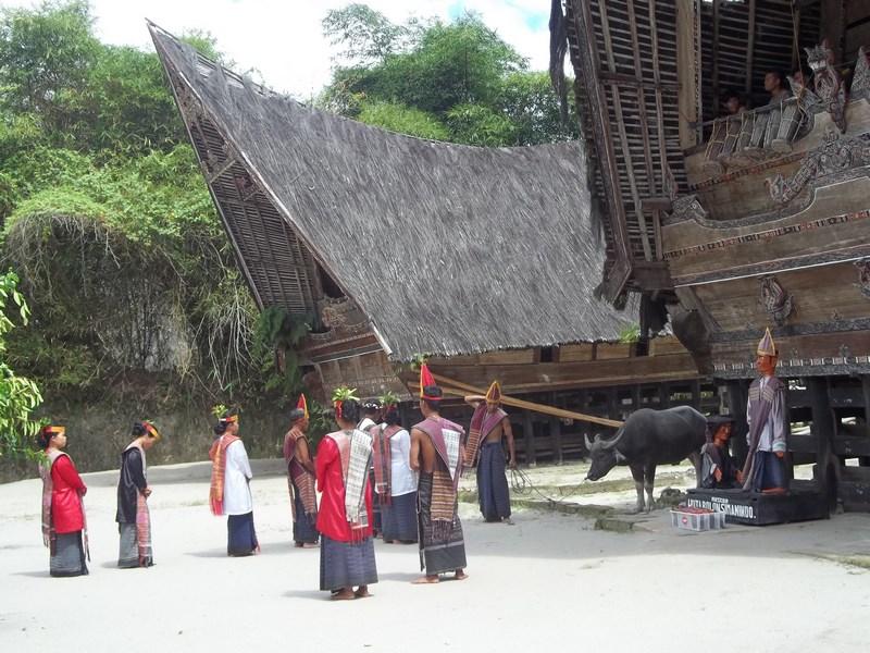 . Ceremonii Sumatra