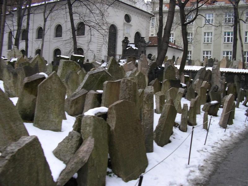 Cimitirul Evreiesc Din Praga