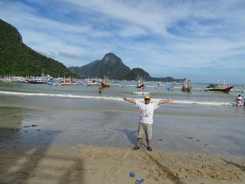 Plaja El Nido