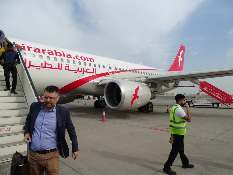 . Air Arabia Bahrain
