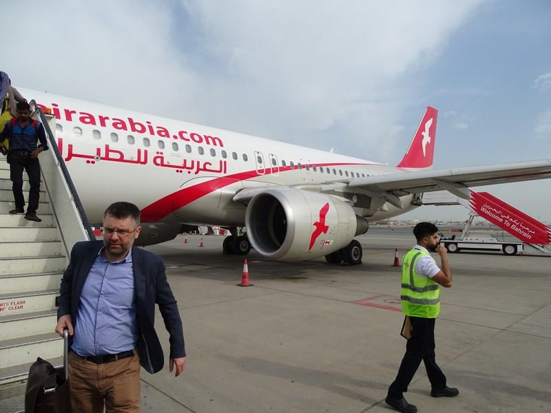 . Air Arabia Bahrain