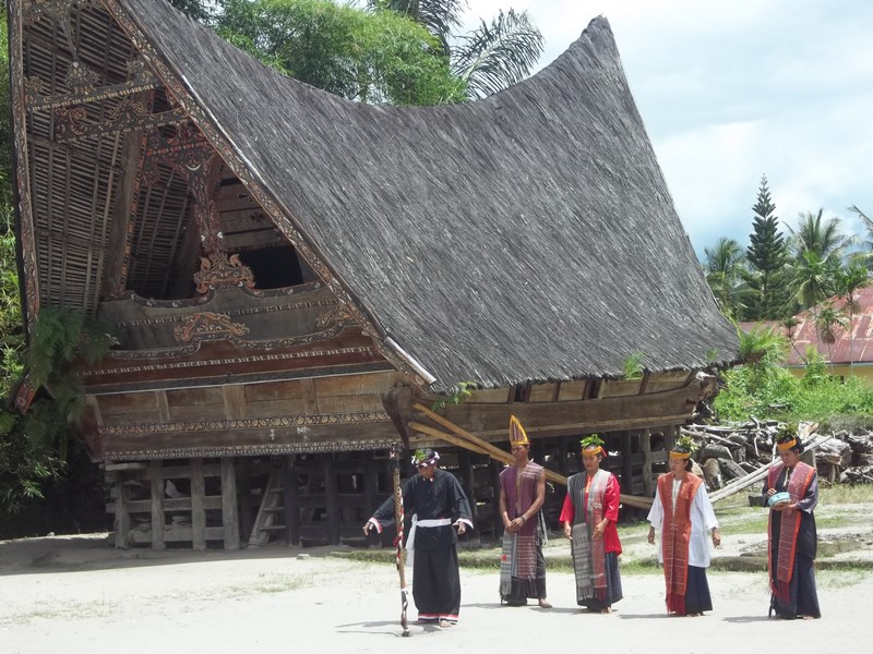 . Ceremonii Sumatra Batak