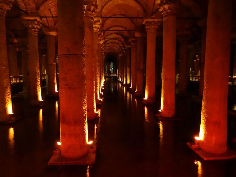 Cisterna Bazilicii
