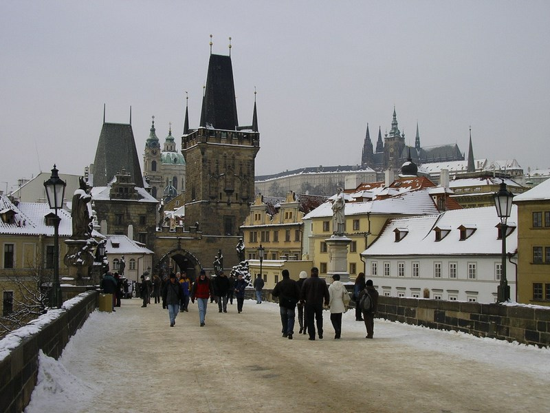 Podul Carol Praga