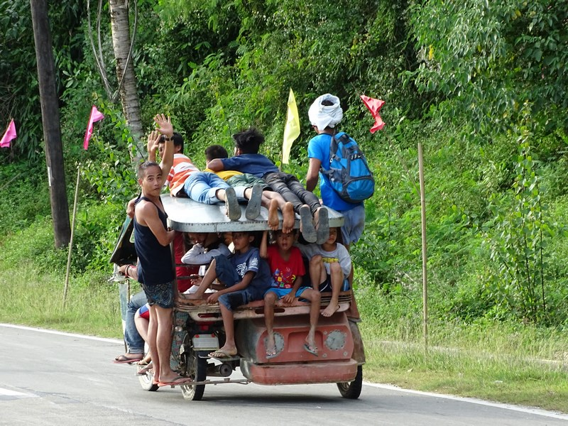 Transport In Filipine