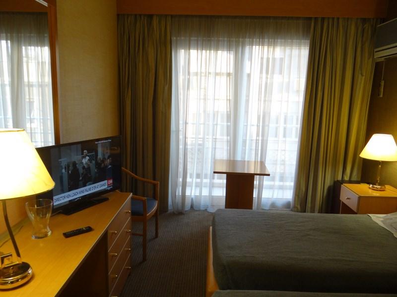 . Interior Camera Hotel Astor
