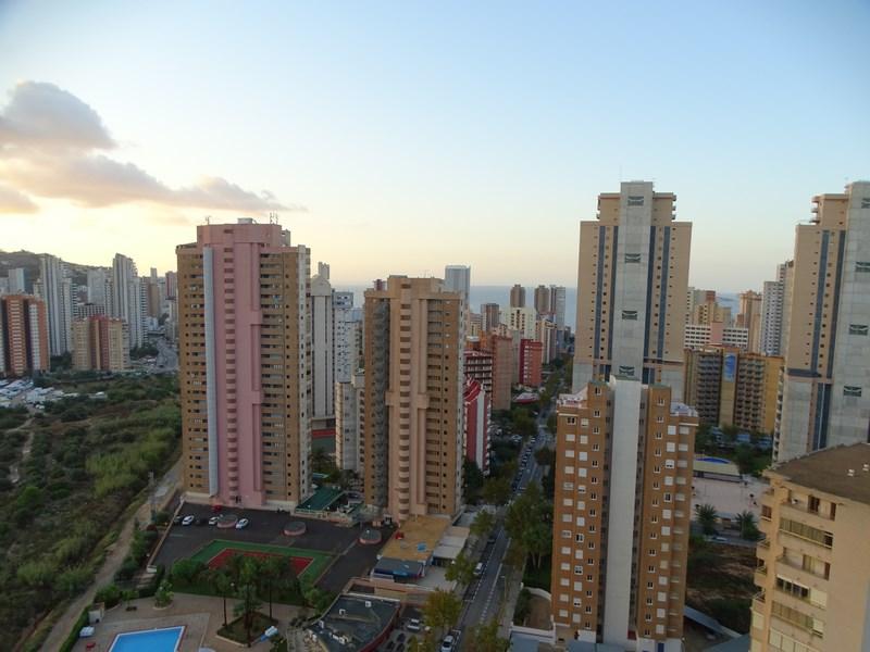 Panorama Benidorm