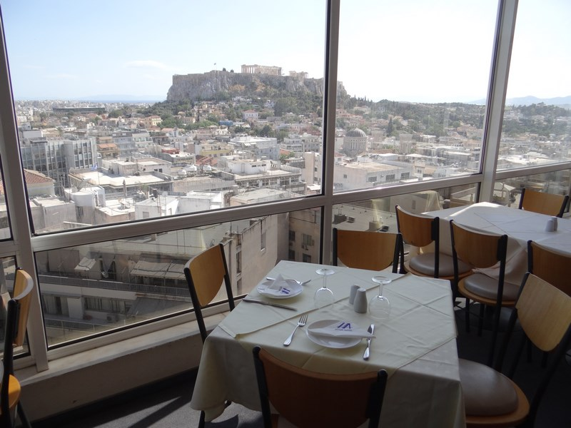 . Astor Hotel Panorama