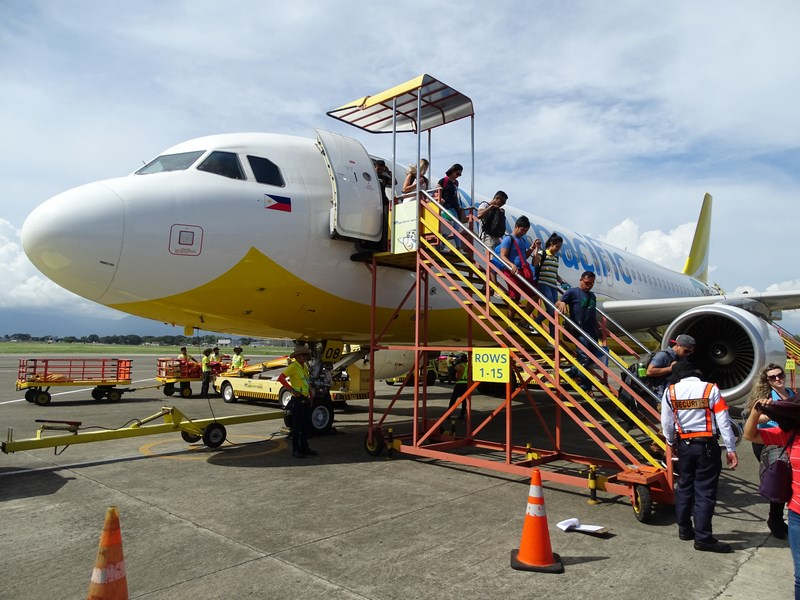 . Cebu Pacific Puerto Princesa