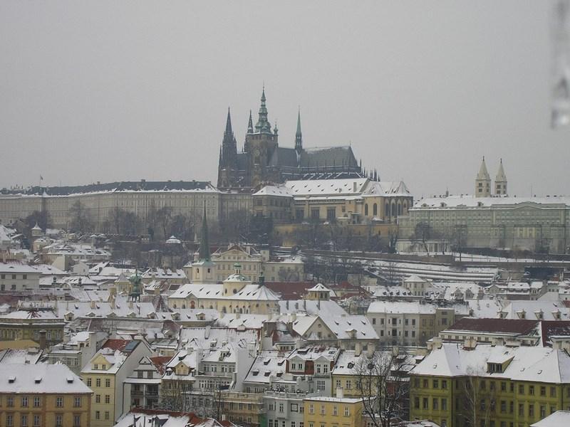 Hrad Castelul Din Praga