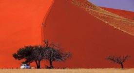 .Desertul Namib Sossusvlei Duna