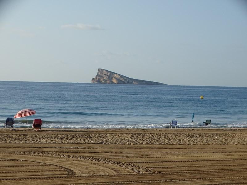 Plaja Levante Benidorm