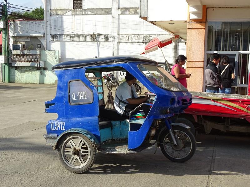 Tuk Tuk Puerto Princesa