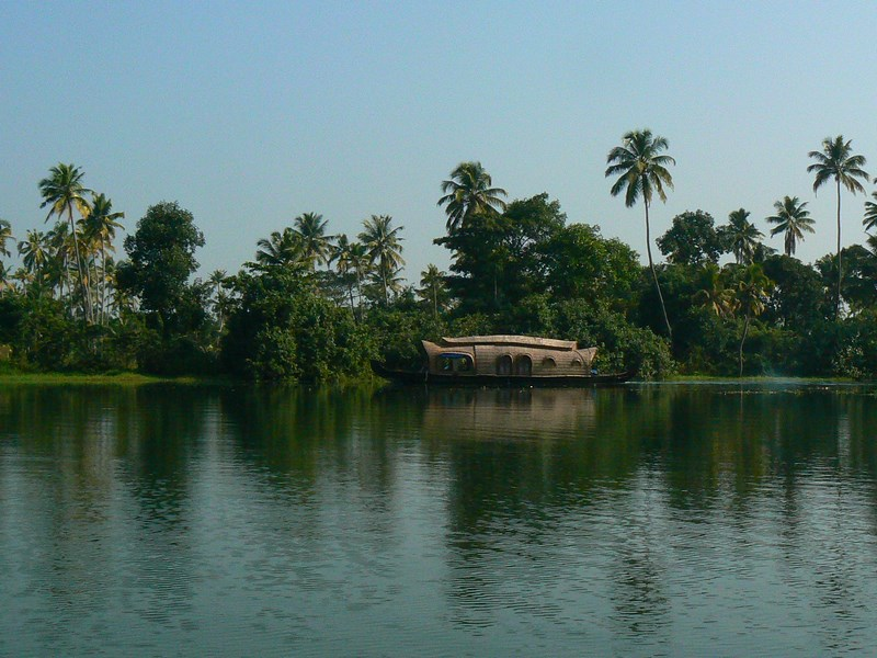 . Backwaters Kerala