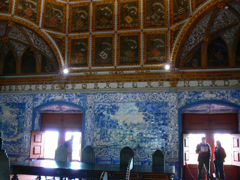 . Interior Palat Regal