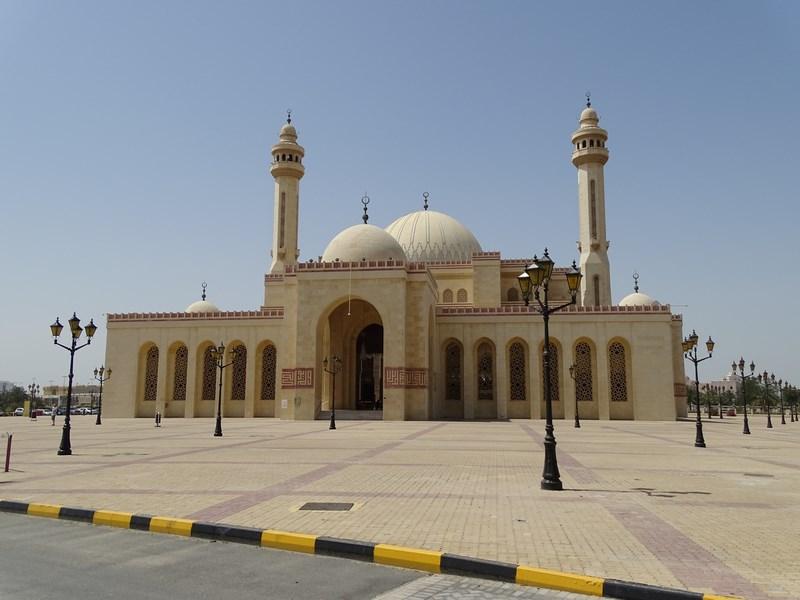 . Moschee Manama, Bahrain