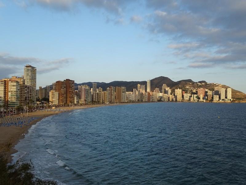 Plaja Levante