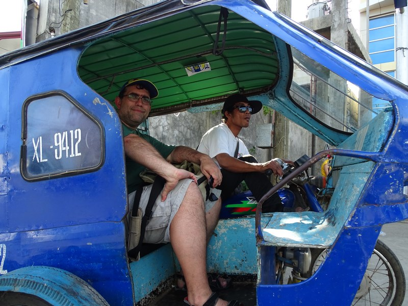 Tuk Tuk Filipine
