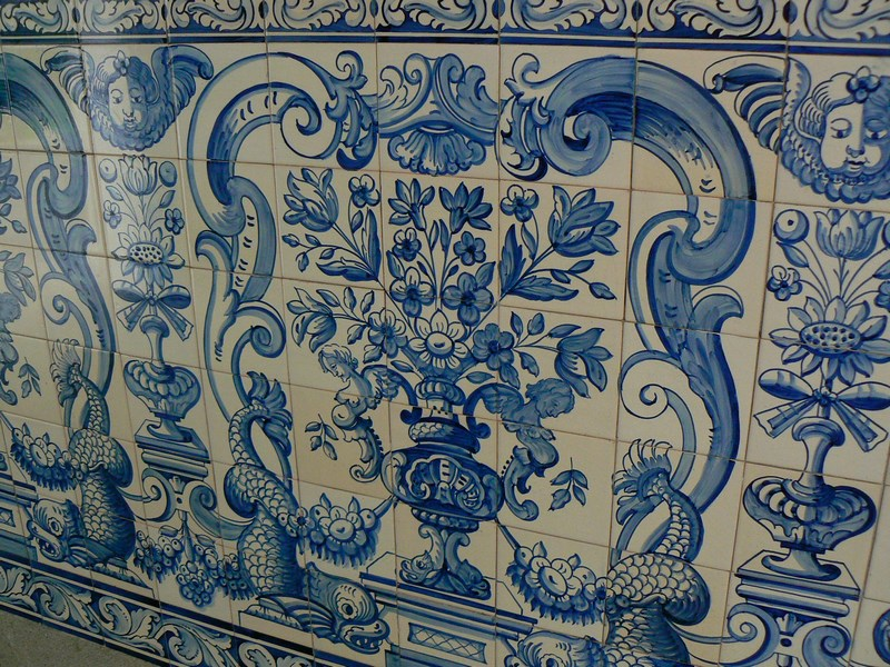 . Azulejos Macao