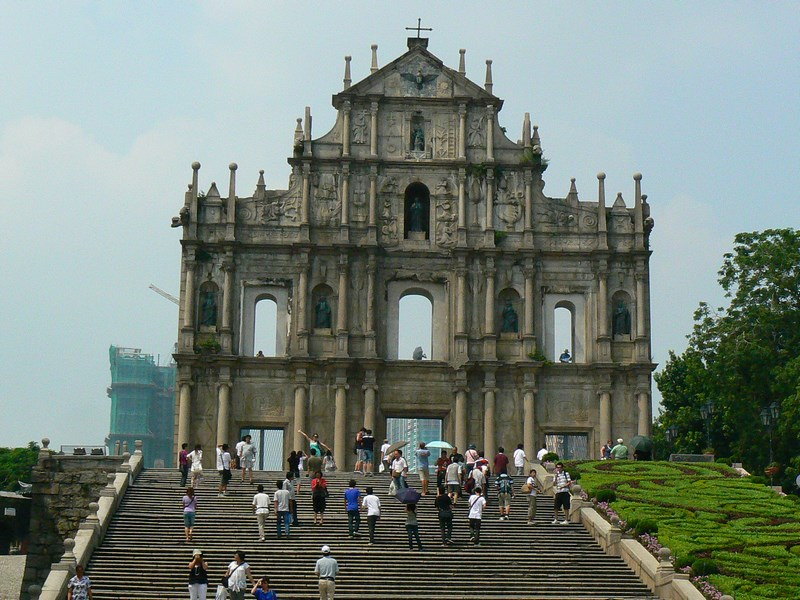 . Catedrala Macao
