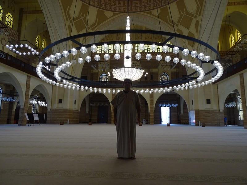 . In Moschee