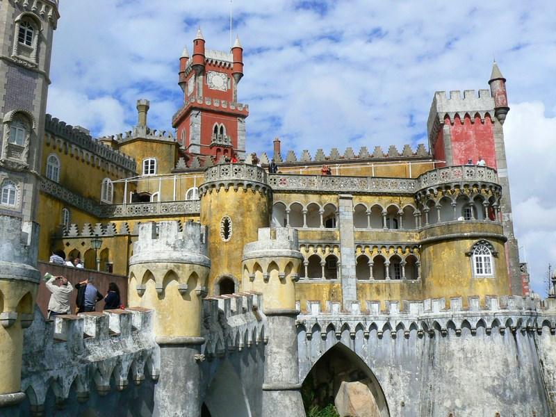 . Palacio De Pena Sintra
