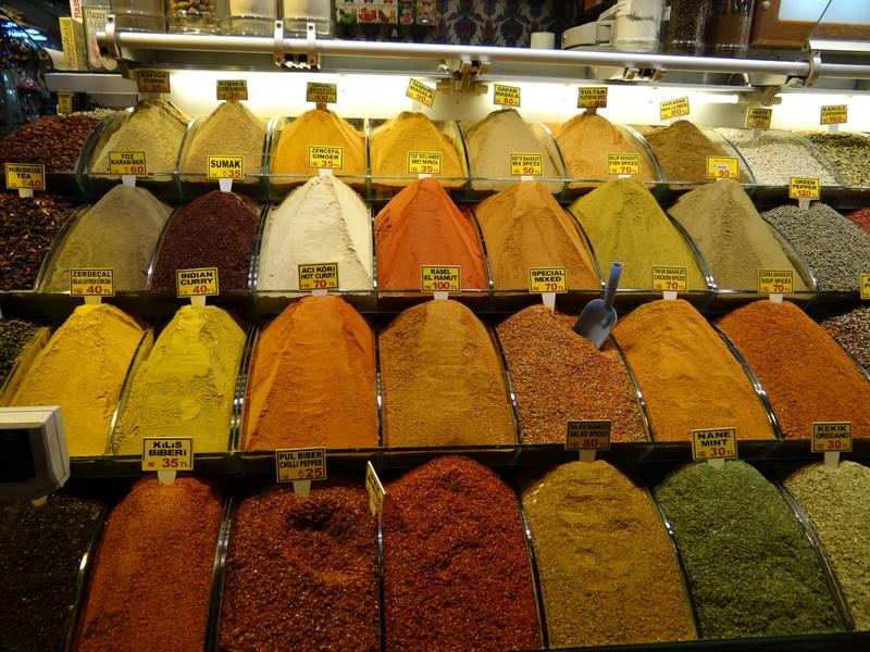 Mirodenii In Bazar