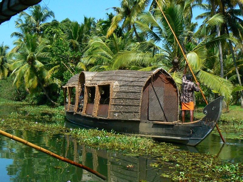 . Kerala Boat House