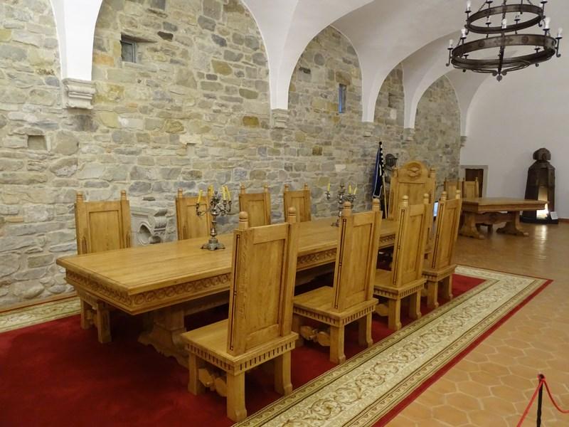 . Sala Cetatea Fagaras