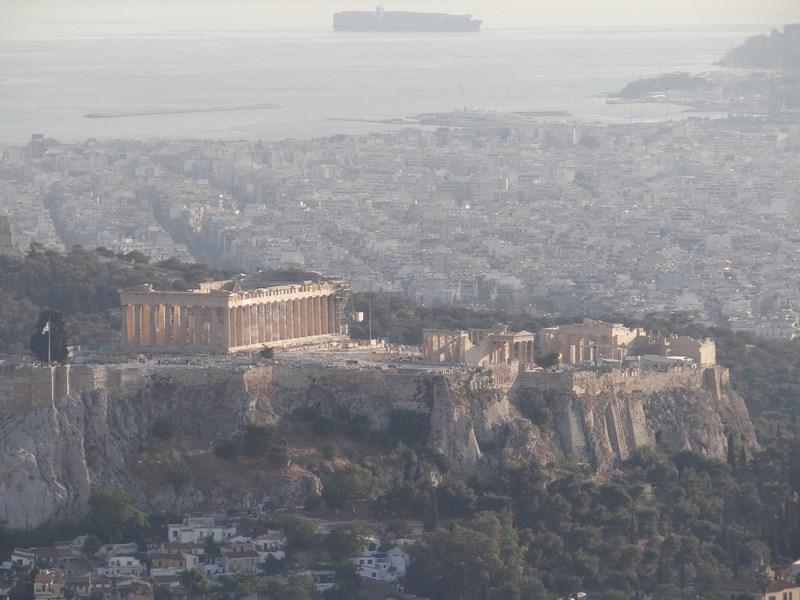 Apus De Soare Atena
