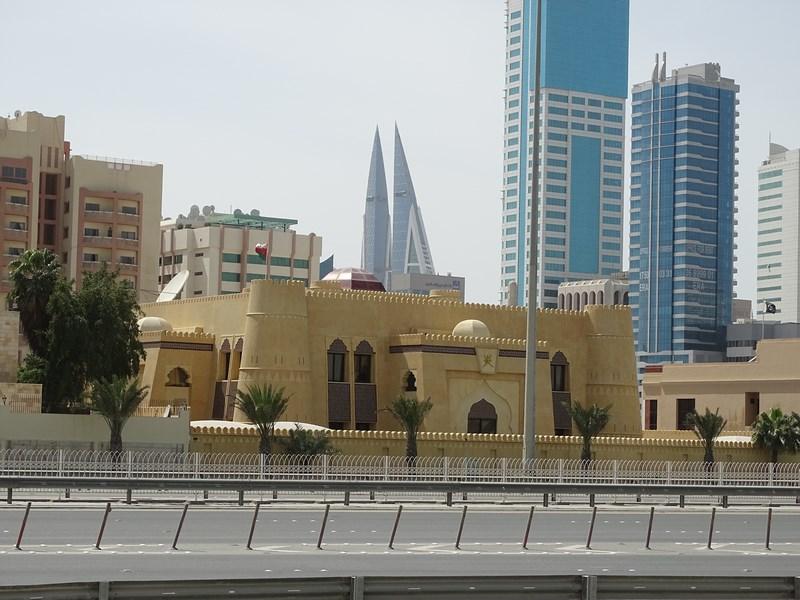 . Ambasada Oman Manama