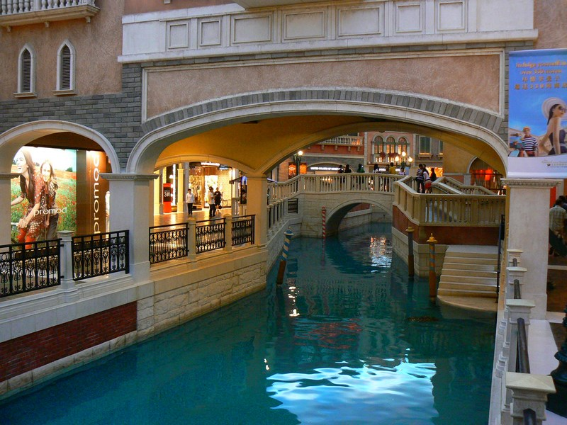 Canale Din Macao
