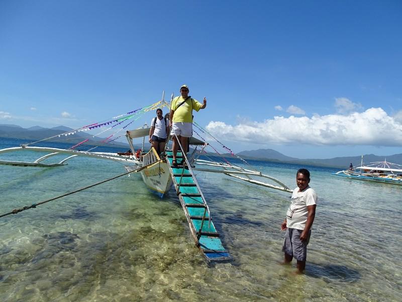 Debarcare Starfish Island, Honda Bay