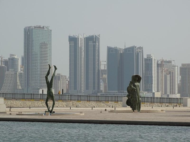 . Manama Skyline