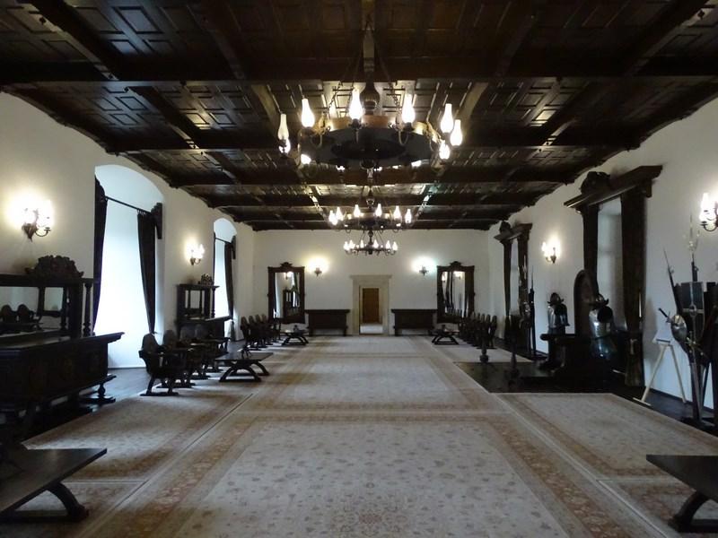 Sala Dietei Cetatea Fagarasului