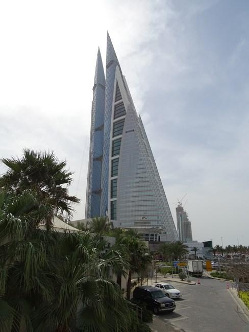 . Bahrain World Trade Center