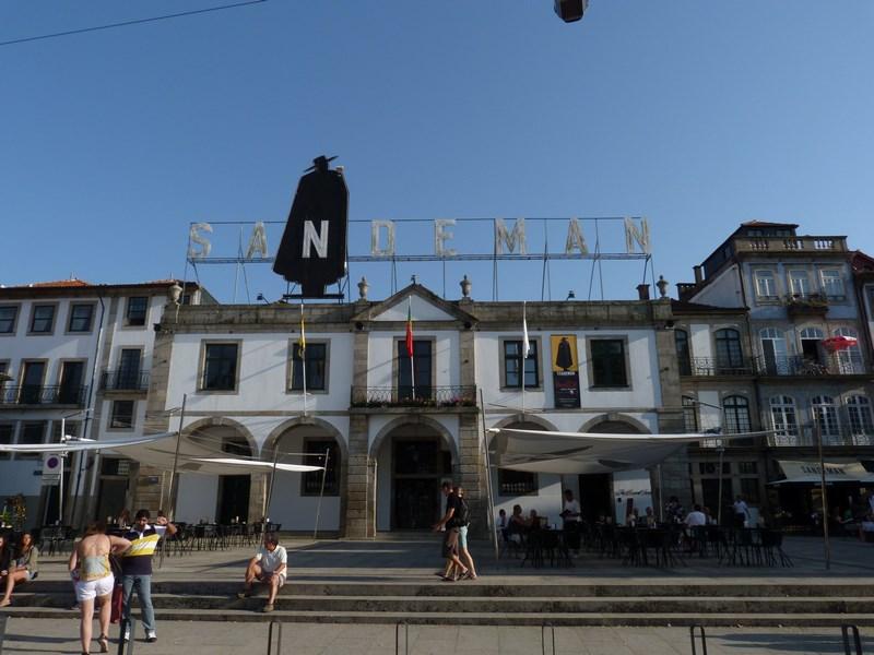. Crama Sandeman Porto