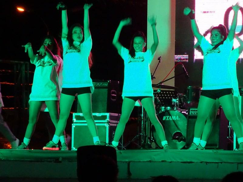 Dansatoare Filipineze