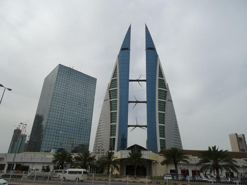 . Bahrain World Trade Center Manama