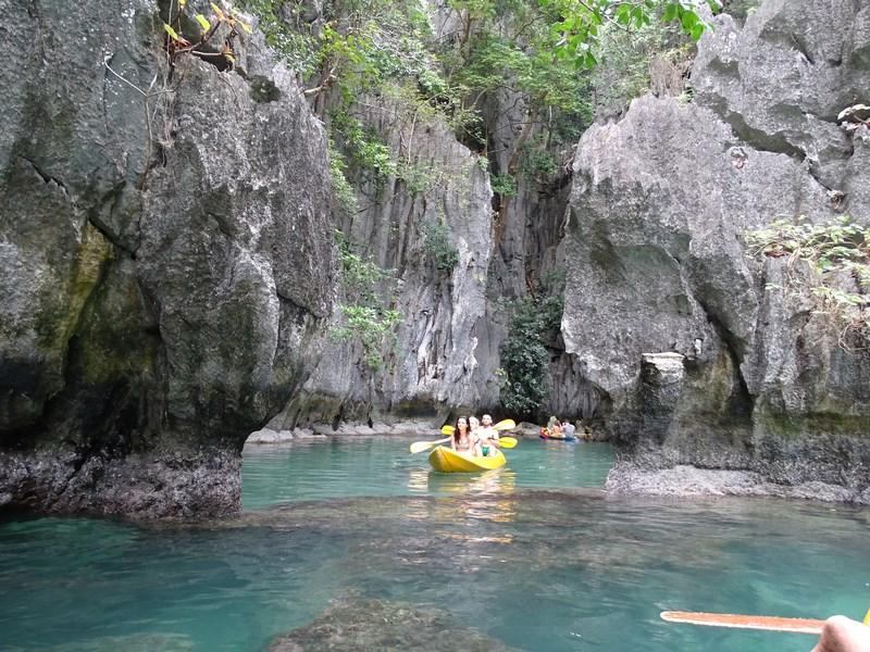 . Kayak Tour A
