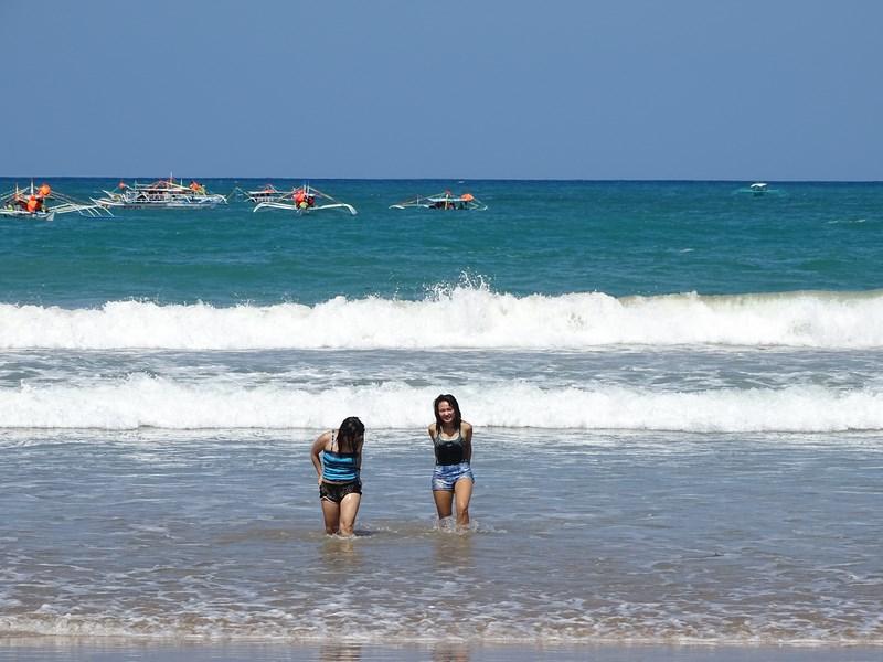 Filipineze Pe Plaja Sabang