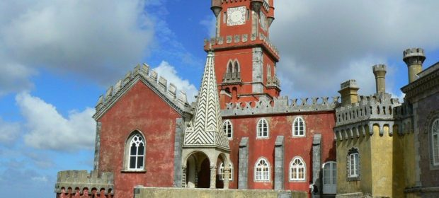 . Palacio Da Pena Sintra Portugalia