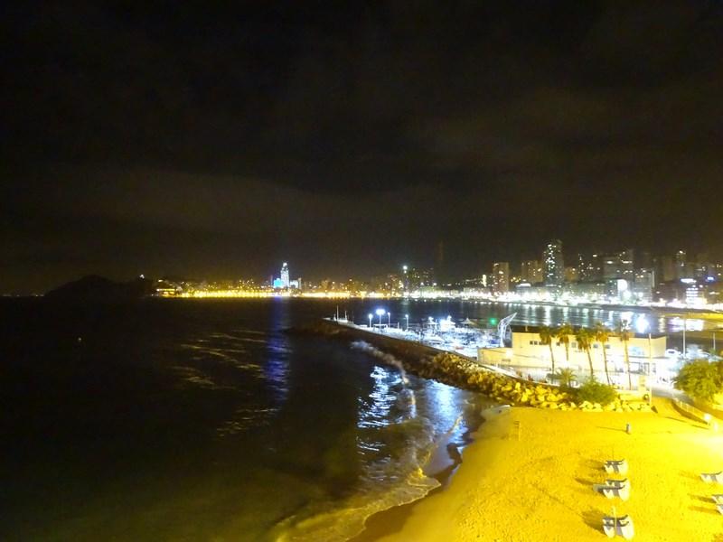 Noaptea In Benidorm