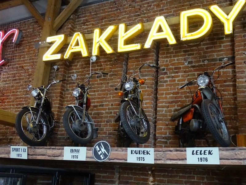 . Motorete Poloneze