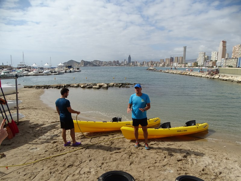 Captain Kayak Benidorm