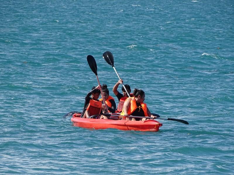 Caiac Honda Bay